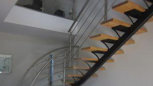 La Bonne Maison - Escalier