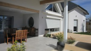 La Bonne Maison - Terrasse couverte