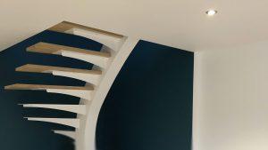 La Bonne Maison - Escalier bois