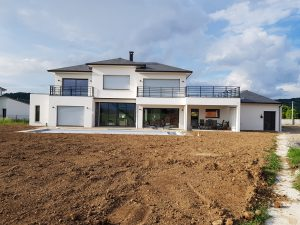 La Bonne Maison - Maison moderne contemporaine