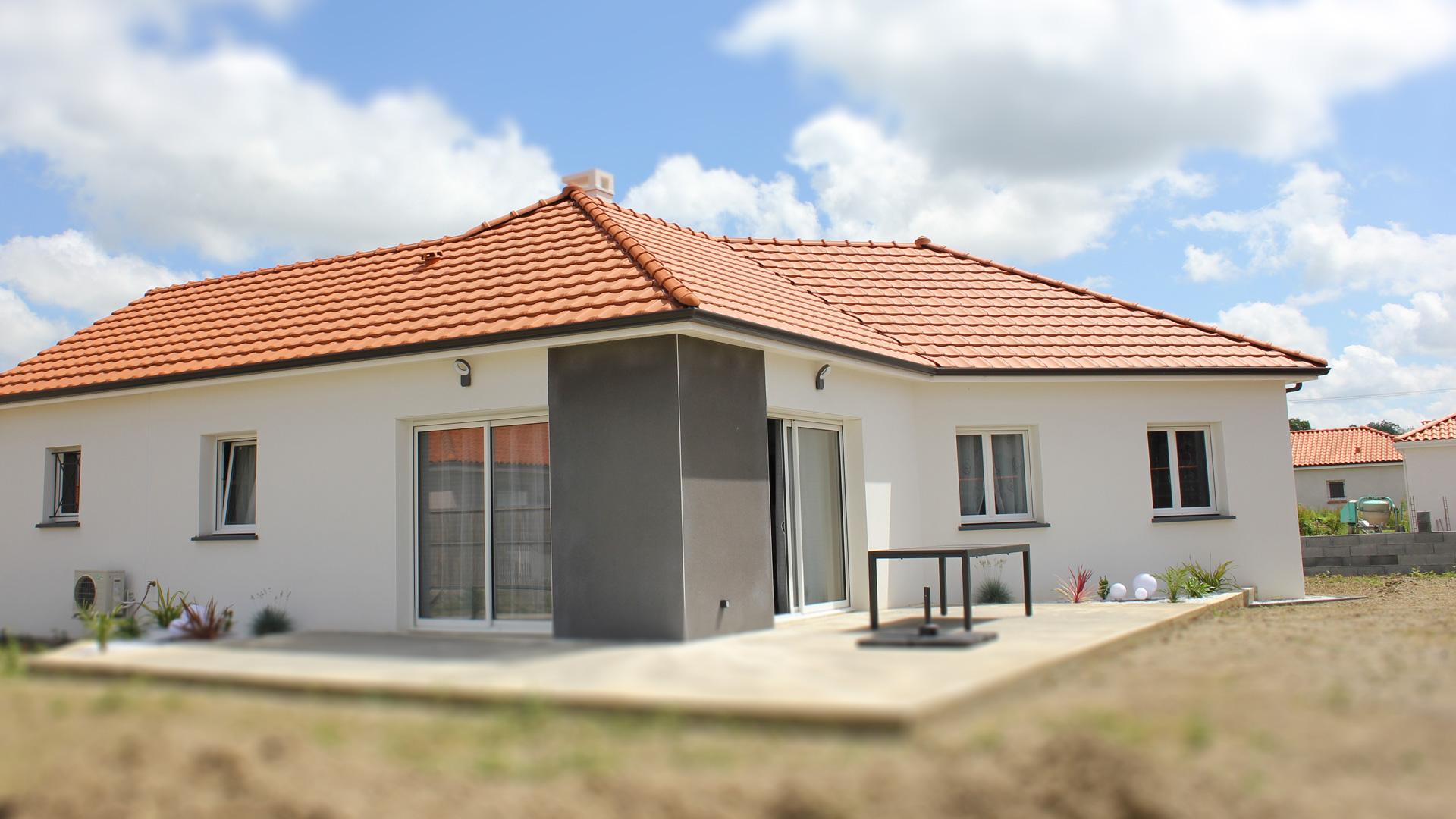 La Bonne Maison - Maison moderne