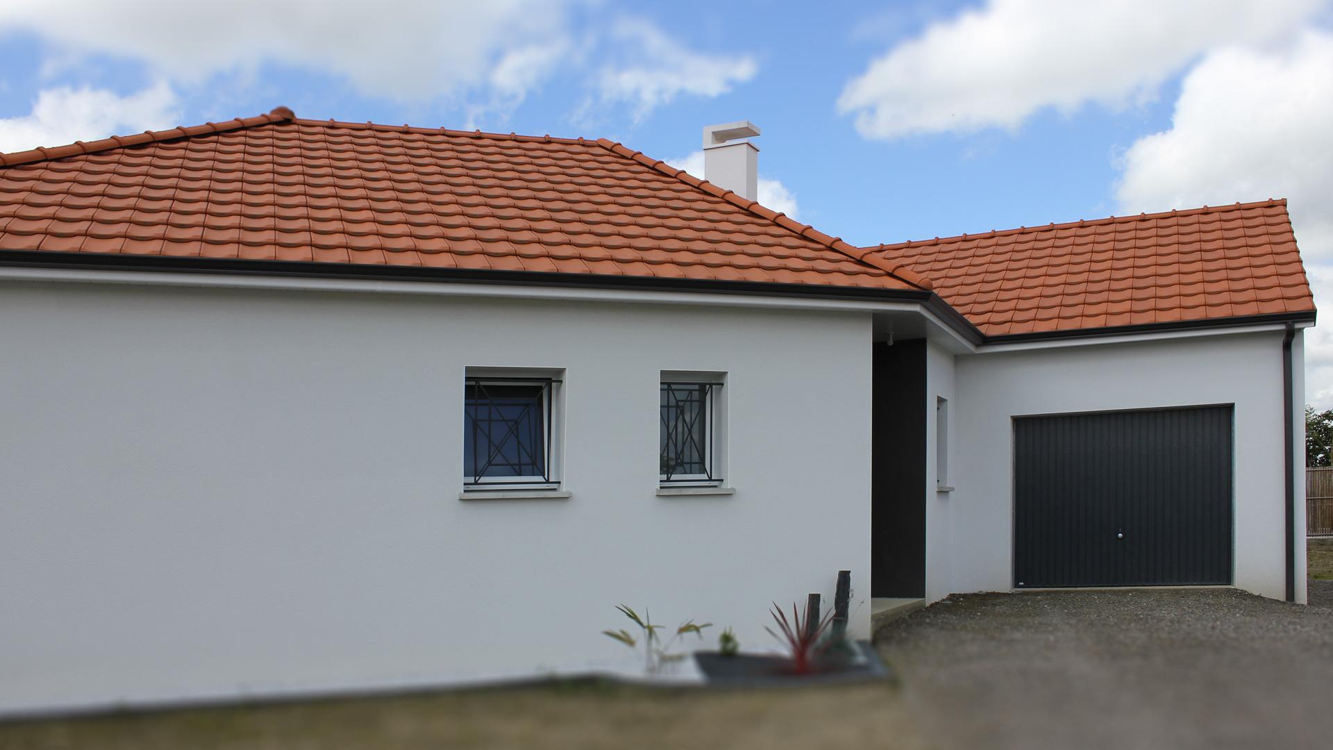 Une Petite Maison Moderne Pour Cyril Et Marine Nord De Tarbes La Bonne Maison